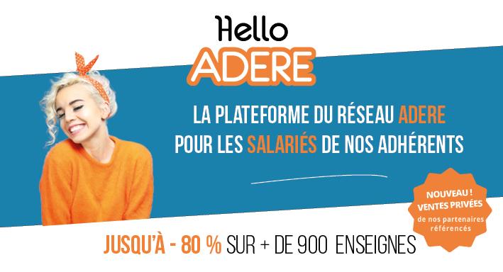 Hello ADERE
