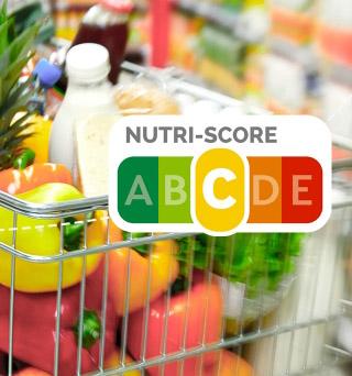 Le Nutri-Score : l'information nutritionnelle en un coup d'œil