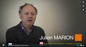 Julien MARION - Coordonnateur Bénévole
