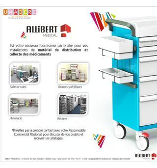 ALLIBERT MEDICAL - Matériel de Distribution et Collecte de Médicaments