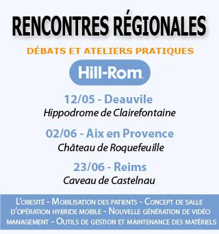 Rencontres Régionales HILL ROM