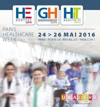 UNADERE- Paris Healthcare Week