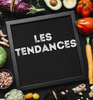 Les tendances Alimentaire