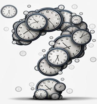 Les horloges de vos appareils électriques retardent ?