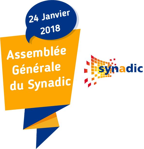 U.N.ADERE à l'Assemblée Générale du Synadic